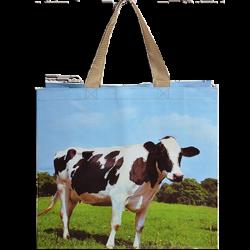 Sac à courses Vache