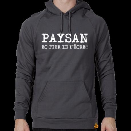 Sweat Paysan et fier de l'être !