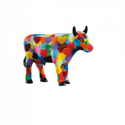 Cow Parade Hearthstanding