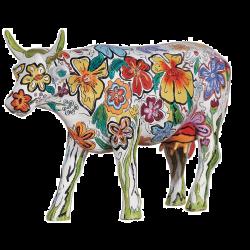 Cow Parade Vaca Floral