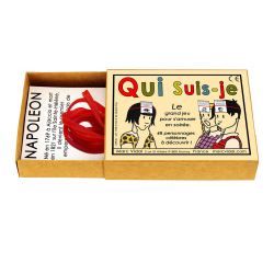 Jeu Qui Suis-je ?