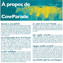 Peluche vache Calf