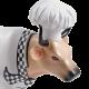 AUBRAC (taureau) - magnet frigo