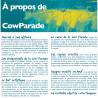 Cow Parade a la Mootisse