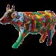 Cow Parade Roma Cow