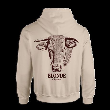 Sweat Blonde d'Aquitaine