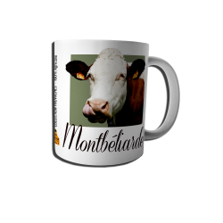 Mug Montbéliarde