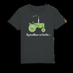 Agriculteur en herbe