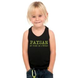 Marcel enfant Paysan fier de l'être !
