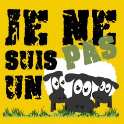Sticker Paysan Et Fier De L'Etre (Moyen)