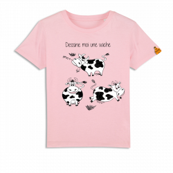 Dessine moi une vache