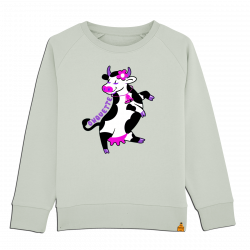 Sweat enfant Cowquette