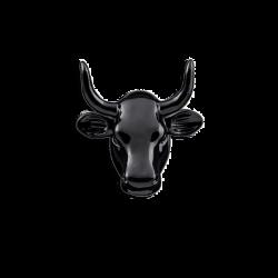 Cow Parade MAGNET noir