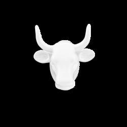 Cow Parade MAGNET blanc