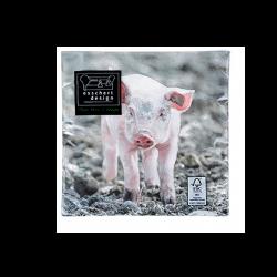 Serviettes en papier Cochon