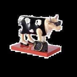 Cow Parade Fashion a bull