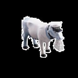 Cow Parade Milk Man