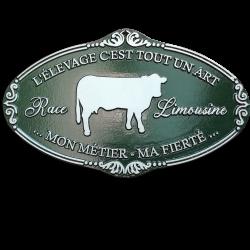 Plaque agricole Limousine